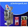 BT-40J Automatic small sachet tomato paste packing machine ketchup packaging machine