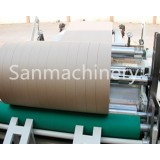 Paper Roll Slitter and Rewinder