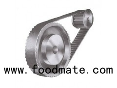 Aluminum Stainless Steel Timing T5 AT5 Pulley Pitch 5mm