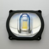 anti-reflection coated glass LED Lens for Urban road lighting
