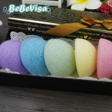100% Natural vegetable baby bath konjac sponge