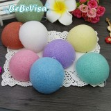 Natural konjac sponge white face sponges bebevisa