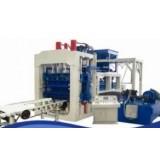 8-15 full-automatic block molding machine