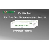 FSH One Step Menopause Rapid Test Device Home Test Diagnostic Kit Accurate