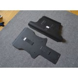 OEM Design Magnalium Engine Protection Skid Plate Engine Guard For Cayenne 958.2 (2015+)
