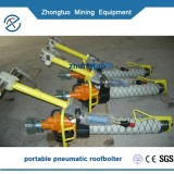 portable pneumatic roofbolter for sale