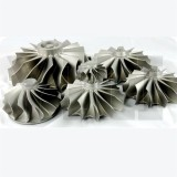 Turbocharger Turbo Turbine Wheel Investment Inconel 713LC Casting Parts