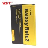 Mobile Accessories Batteries For Samsung Cell Phone Note 1 Note2 Note3 Note4 Note5