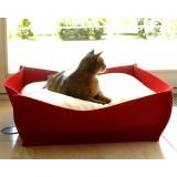 Custom Design 100% Wool Felt Cat Furnitures Pet Bed Cat Bed Dog Bed