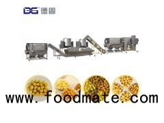 commercial caramel industrial continues popcorn machine making price 30-300kgs/h