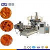 Potato waved chips snack making extruder machine/Wheat puff pellet food processing line