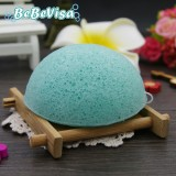 100% Natural Peppermint Deep Cleansing Konjac Facial Sponge