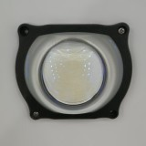 200W glass lens ar coated for led low bay light