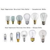Hot Sale T25 15W 25W Halogen Replacement Bulb Regular Oven Light Bulb