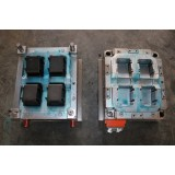 Plastic toolbox mould manufacture