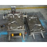 Baby plastic toys mould maker