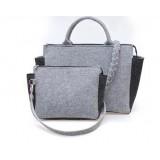 Latest Decorative Laptop Bag Felt Notebook Bag Laptop Computer Bag