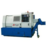 "8""Slant bed CNC lathe machine with high precision"