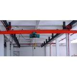 LX Electric Single Beam Suspension Crane Suspended Overhead Crane