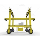 64t Hoist Travel Lifts Design, Boat Travel Lift, Yacht Crane
