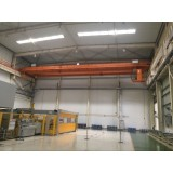 Double Girder Overhead Crane Bridge Travelling Crane