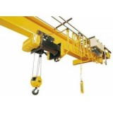HD Electric Single Girder Overhead Crane Single Bridge Crane