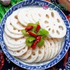 Fresh Frozen Sliced Lotus Root Chips Rhizome Slices Vegetable Manufacture Wholesaler Supplier