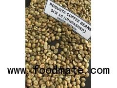 ROBUSTA COFFEE SC 18 , SC 16