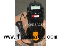 QW/WQ Submersible sewage pump waste water pump