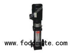 QDLF Vertical stainless steel multistage centrifugal pump/light type
