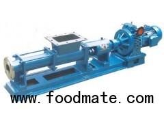 G.FG Single screw pump