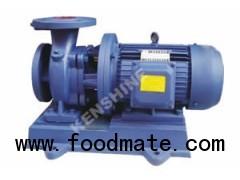 ISW Horizontal centrifugal pump monoblock pump