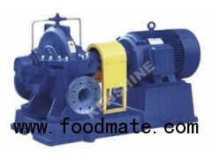 S.SH Single Stage Double Suction Centrifugal Pump