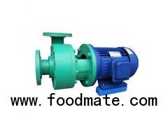 FP Reinforced Polypropylene Plastic Centrifugal Pump