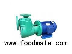 FPZ Series Self Priming Anticorrosion Polypropylene Centrifugal Pump