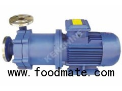 CQ Stainless steel magnet pump electromagnetic pump