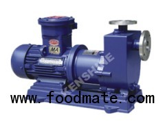 ZCQ Self Priming Magnet Pump stainless steel