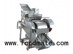automatic forming machine for sticky rice strips