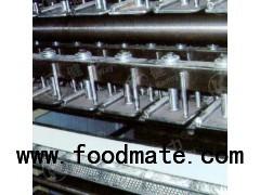 Auto noodle cake press shaper