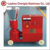 Poultry feeding machine for pellets