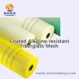 Coated Alkaline-resistant Fiberglass Mesh