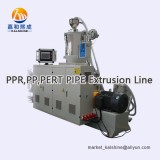 PP Pipe Extrusion Line/PP Pipe Manufacturing Machine/PP Pipe Making Machine