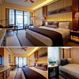 Good Quality Modern Hotel Bedroom Set By Top China Hospitality Furniture/contract Furniture Supplier