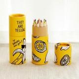 Raw Wood Color Pencil