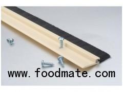 PVC Holder Door Seal Brush