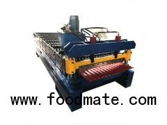 Corrugated Roof Tile Making Machine