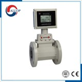 Turbine flow meter with totalizer