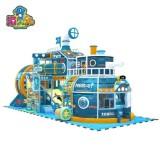 Children Submarine Theme Park