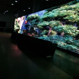 Front Service Outdoor LED Screen