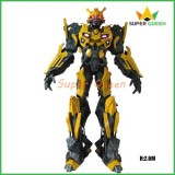 Transformer Bumblebee Costume Adults